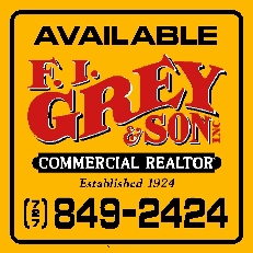 Available FI Grey & Son, Inc.Commercial Realtor