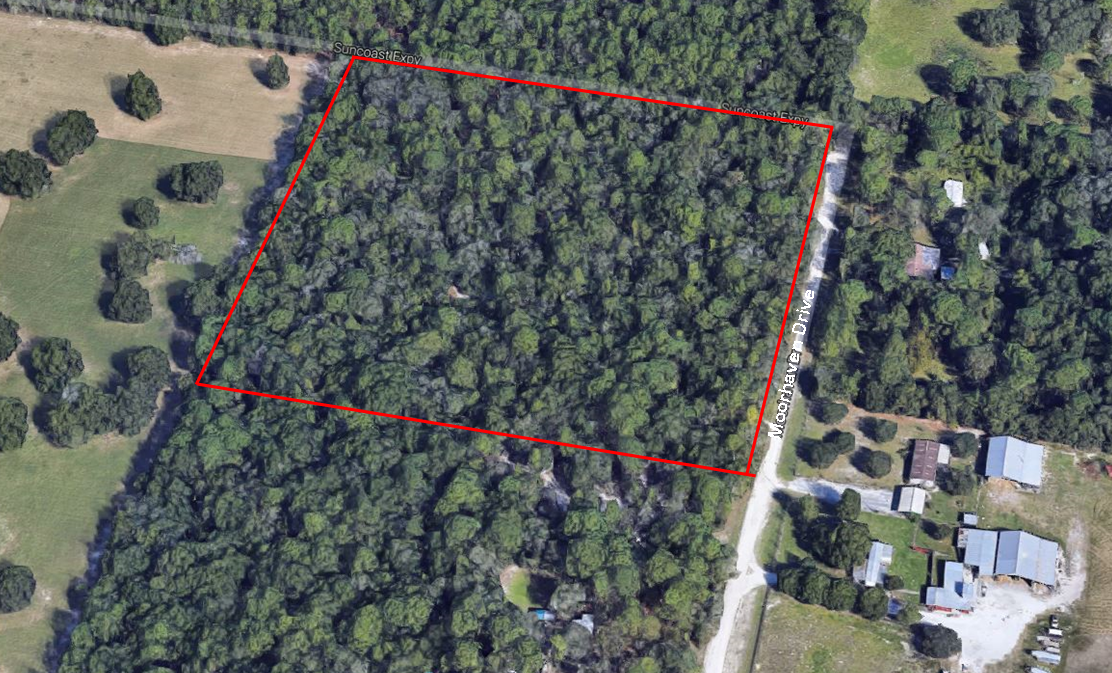 9.53 Acres Moorhaven Dr